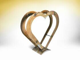 Brennholz-Herz L