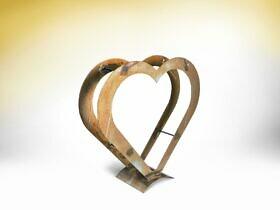 Brennholz-Herz S